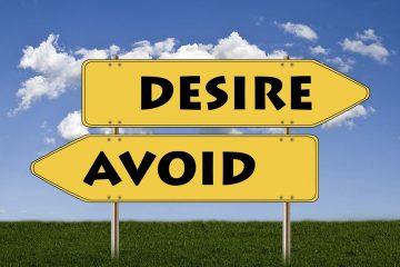 Desire/Avoid Signs