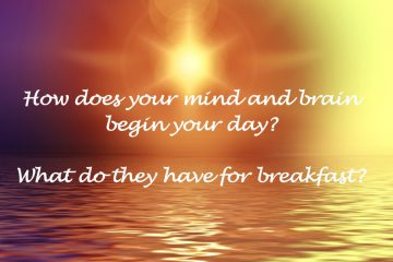 How does your mind begin the day?